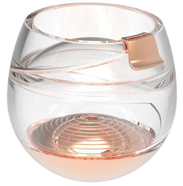 copo para a Estação Espacial Internacional