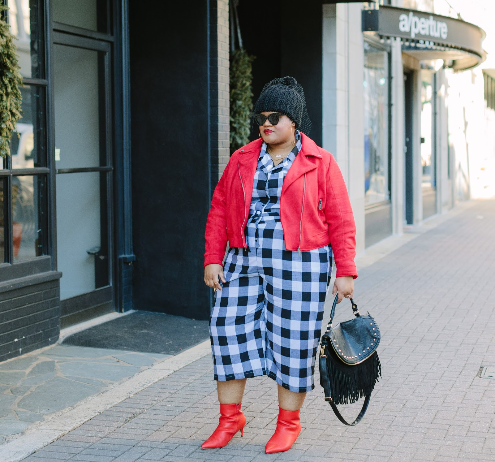 The $12 Jumpsuit + Tips for Clearance Shopping