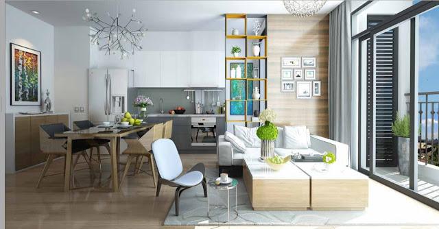 Vật liệu bàn giao căn hộ Intracom Riverside Vĩnh Ngọc Đông Anh