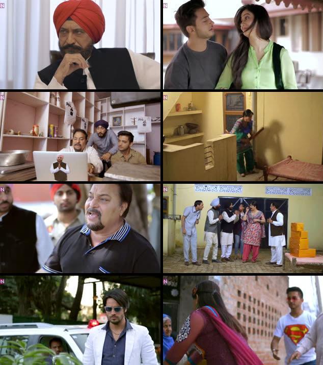 22g Tussi Ghaint Ho 2016 Punjabi 720p HDRip