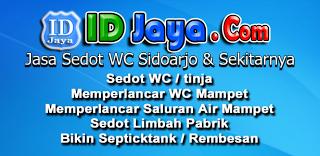 Sedot WC Sidoarjo ID Jayacom