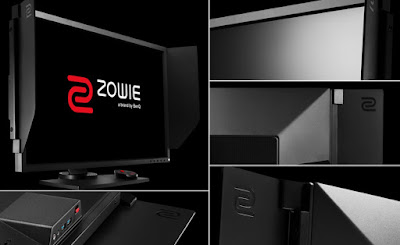 BenQ ZOWIE Announces the XL2735 UWQHD LCD Monitor