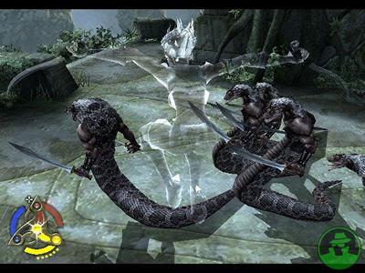Forgotten Realms: Demon Stone (PS2) 2004