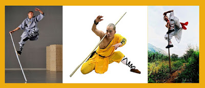 Shaolln Kung Fu's Monkey Style