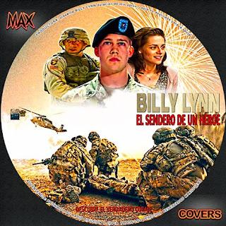 Billy Lynn Galleta Maxcovers