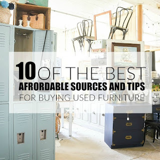 The Best Sources for Buying Affordable Used Furniture and Decor