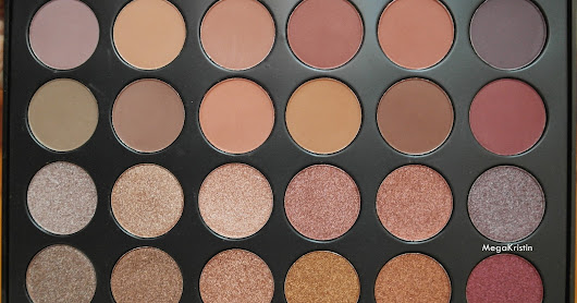 JCAT BEAUTY SUNSET BLVD 24 EYESHADOW PALETTE | REVIEW & SWATCHES