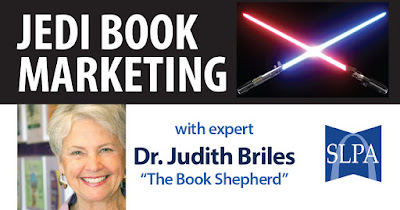 Jedi Book Marketing Workshop with Dr. Judith Briles