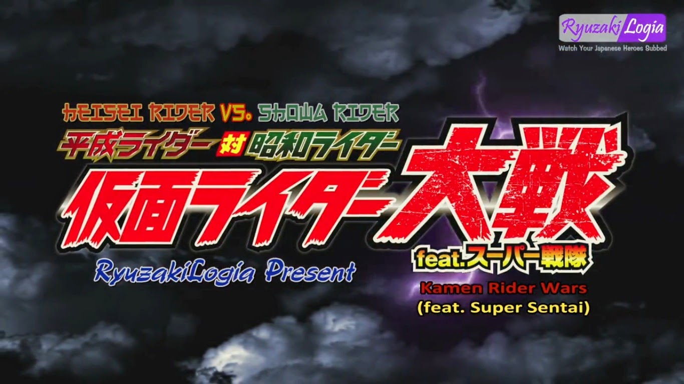 Movie Heisei Rider vs. Showa Rider: Kamen Rider Taisen feat. Super Sentai Subtitle Indonesia