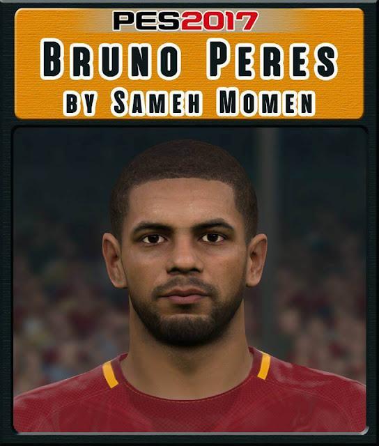 Bruno Peres Face PES 2017
