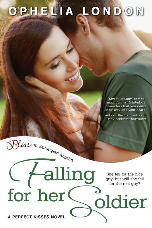 Falling for Her Soldier, Ophelia London