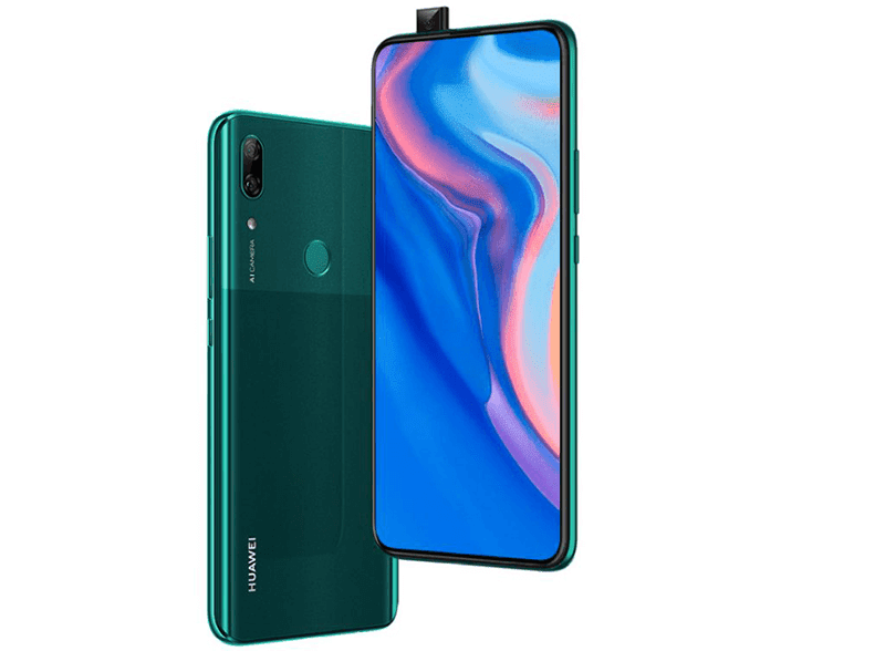 Huawei P smart Z with Ultra FullView screen and pop-up cam announced