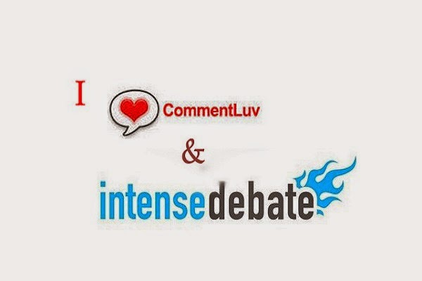 I like commentluv and intensedebate