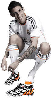 Angel Di Maria - Real Madrid