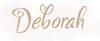Deborah andremo