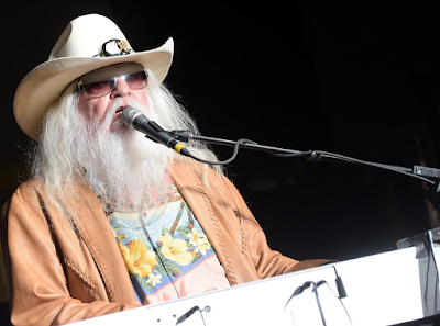 Legendary musician Leon Russell dies at the age of 74