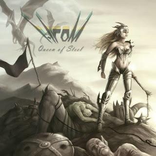 """Ακούστε το ep των Hrom """"Queen of Steel"""""""