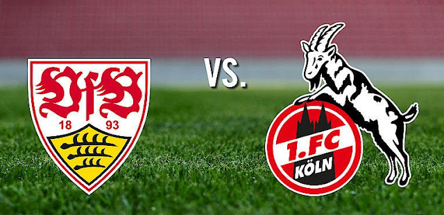 FC Cologne vs VfB Stuttgart - Video Highlights & Full Match