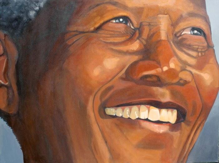 Художница из Южной Африки. Margaret Larlham