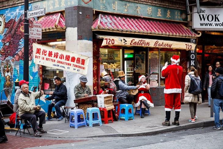 Passagem Gastronômica - Eastern Bakery - Chinatown - Roteiro de São Francisco - Estados Unidos