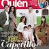 Los Capetillo Gaytán en la portada de Quién