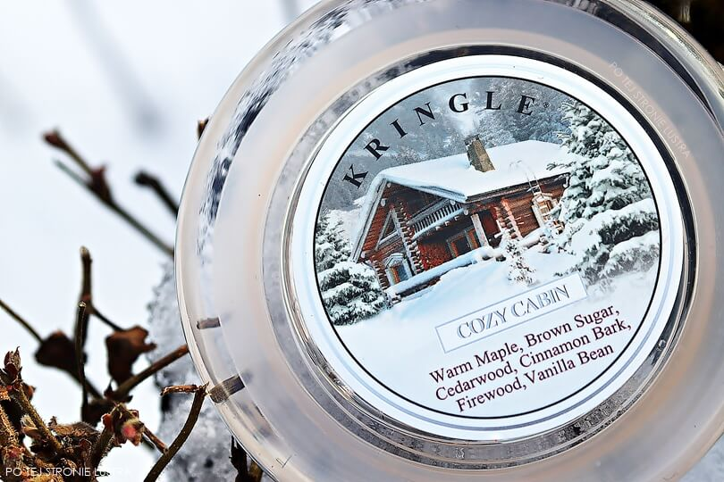 nuty zapachowe cozy cabin kringle candle