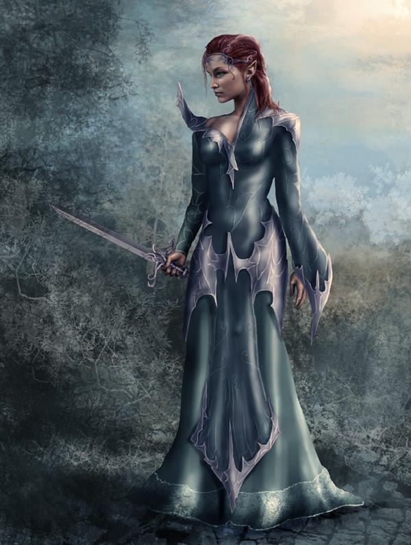 Names Mean Warrior Princess