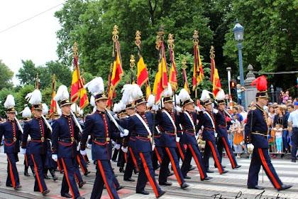 National Holiday Belgium