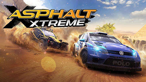 Extreme Asphalt: Car Racing Android 1.7 Full