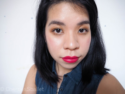 Essence The Matte XXXL Longlasting Lipgloss in Berry Cream