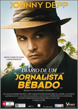 baixar capa Diário de um Jornalista Bêbado   Dual Áudio