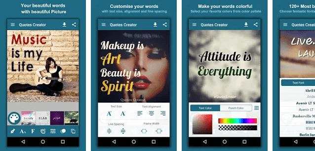 Aplikasi Terbaik Untuk Membuat Dan Edit Quotes Atau Kata  Aplikasi Terbaik Untuk Membuat Dan Edit Quotes Atau Kata - Kata
