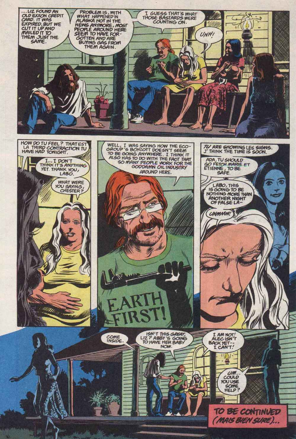 Swamp Thing (1982) Issue #89 #97 - English 25