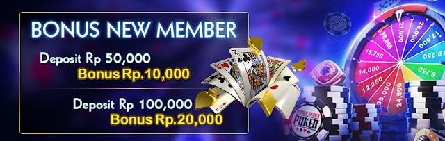 Bonus Serbu Poker