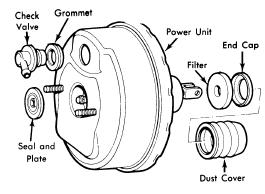 repair-manuals: Austin Marina 1973-75 Brake Repair Guide