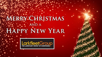 Merry Christmas Larkfleet Homes