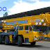 Kato KA2000 All Terrain Crane (200 tonnes)