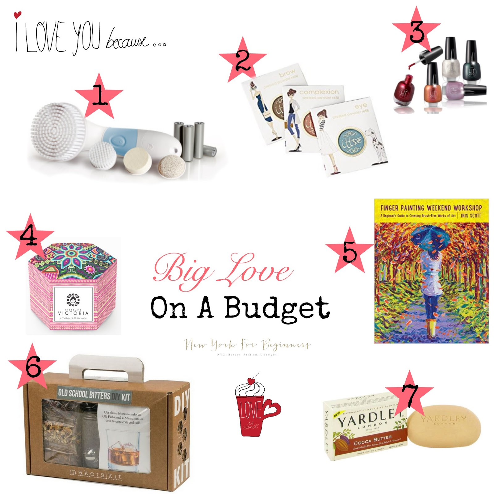 Valentines Days Gifts For All Budgets New York Beginners Love Great Tokens Of Small