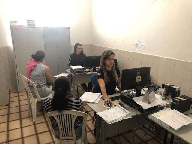 Em Delmiro Gouveia, 200 inquéritos são finalizados durante  mutirão na 1ª  Delegacia Regional de Polícia Civil