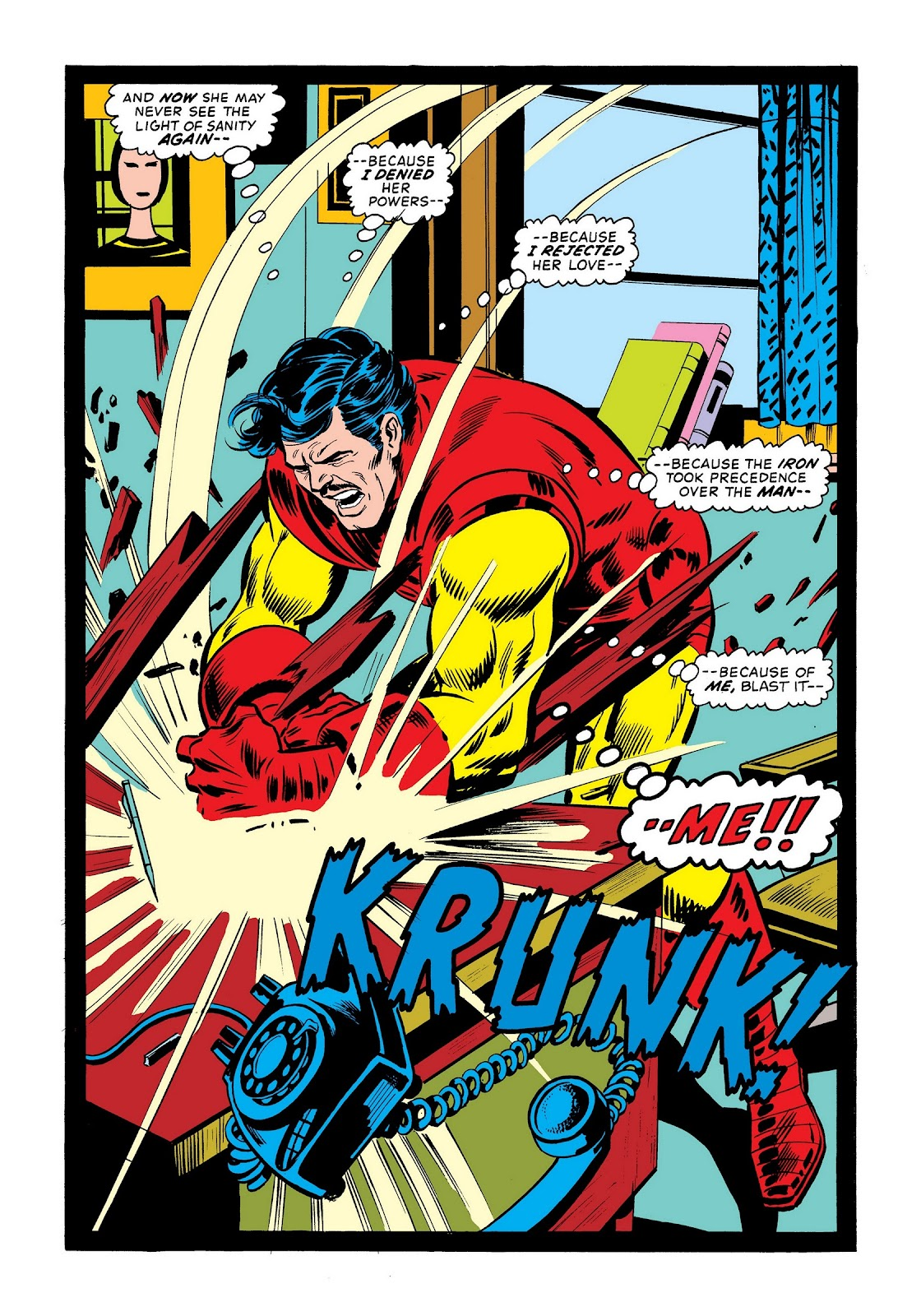 Read online Marvel Masterworks: The Invincible Iron Man comic -  Issue # TPB 9 (Part 2) - 16