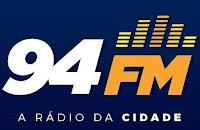 Rádio 94 Cidade FM de Natal Rio Grande do Norte ao vivo...