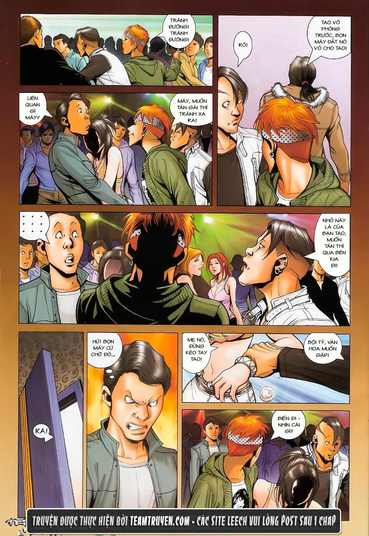 Người Trong Giang Hồ NetTruyen chap 1367 - Trang 26