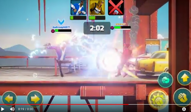 Screenshot Mayhem Combat Mod Apk