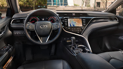 2019 Toyota Camry Review, Specs, Price