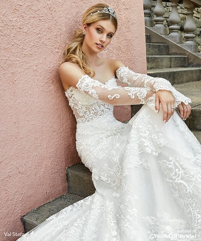 Val Stefani Spring 2019 Wedding Dresses