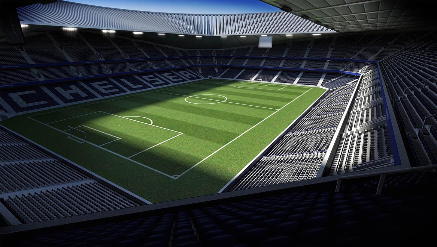 neues stadion chelsea