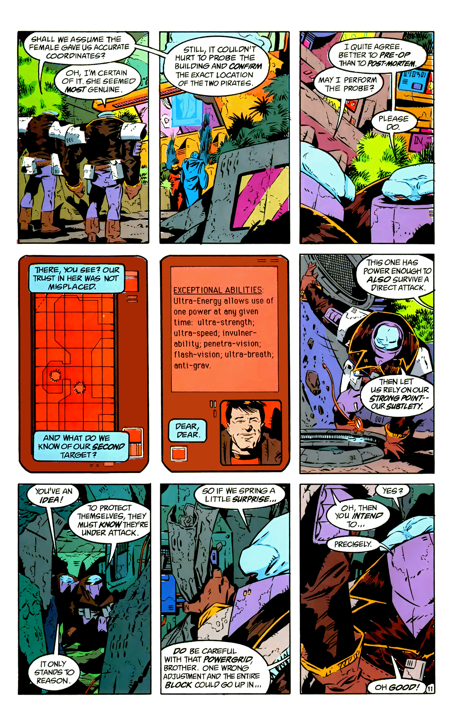 Legion of Super-Heroes (1989) 2 Page 12