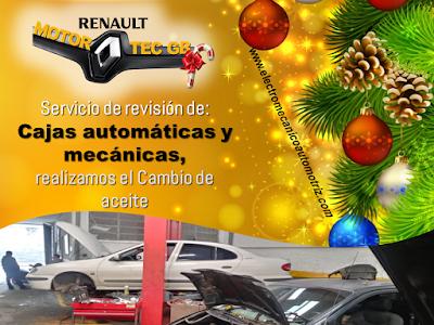 Reparacion Embrague Renault