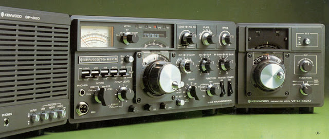 Kenwood TS-820S Transceiver