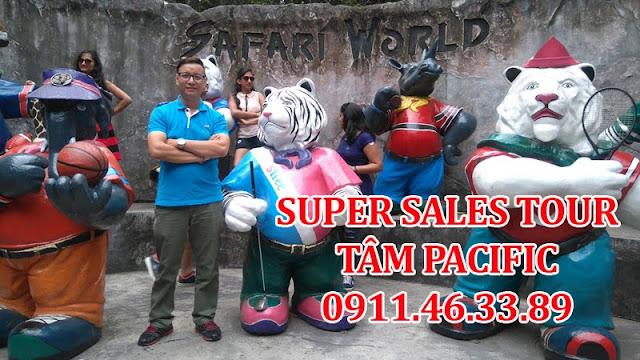 Super Sales tour du lịch Thái Lan anh Tâm Pacific 0911.46.33.89